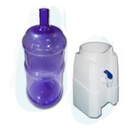 bidón pet 12 litros mas dispensador plástico