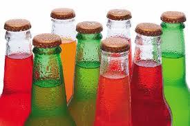 agua purificada o bebidas azucaradas